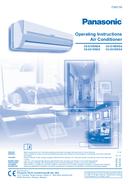 Panasonic CS-E18EKEA pagina 1