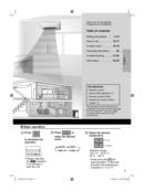 Panasonic CU-TZ50WKE страница 3