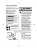 Panasonic CU-TZ50WKE страница 4