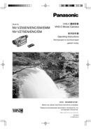 Panasonic NV-VZ75EN pagina 1