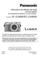 página del Panasonic Lumix DC-GX880 1