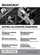 Página 1 do SilverCrest IAN 273428