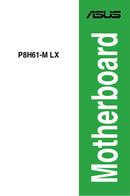 Asus P8H61-M LX side 1