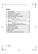 Página 4 do SilverCrest SHE 3 A1