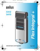 Braun Flex 5412 pagina 1