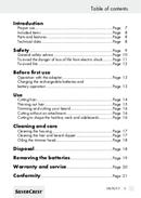 SilverCrest 7133016 side 5