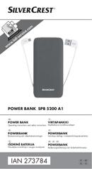 SilverCrest SPB 5200 A1 sivu 1