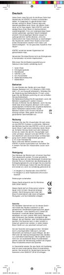 Braun SB1 pagina 3