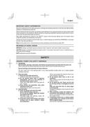Metabo SV 13YST Seite 3