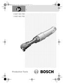 Bosch 0 607 450 795 sivu 1