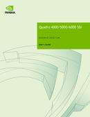 HP NVIDIA Quadro 6000 side 1